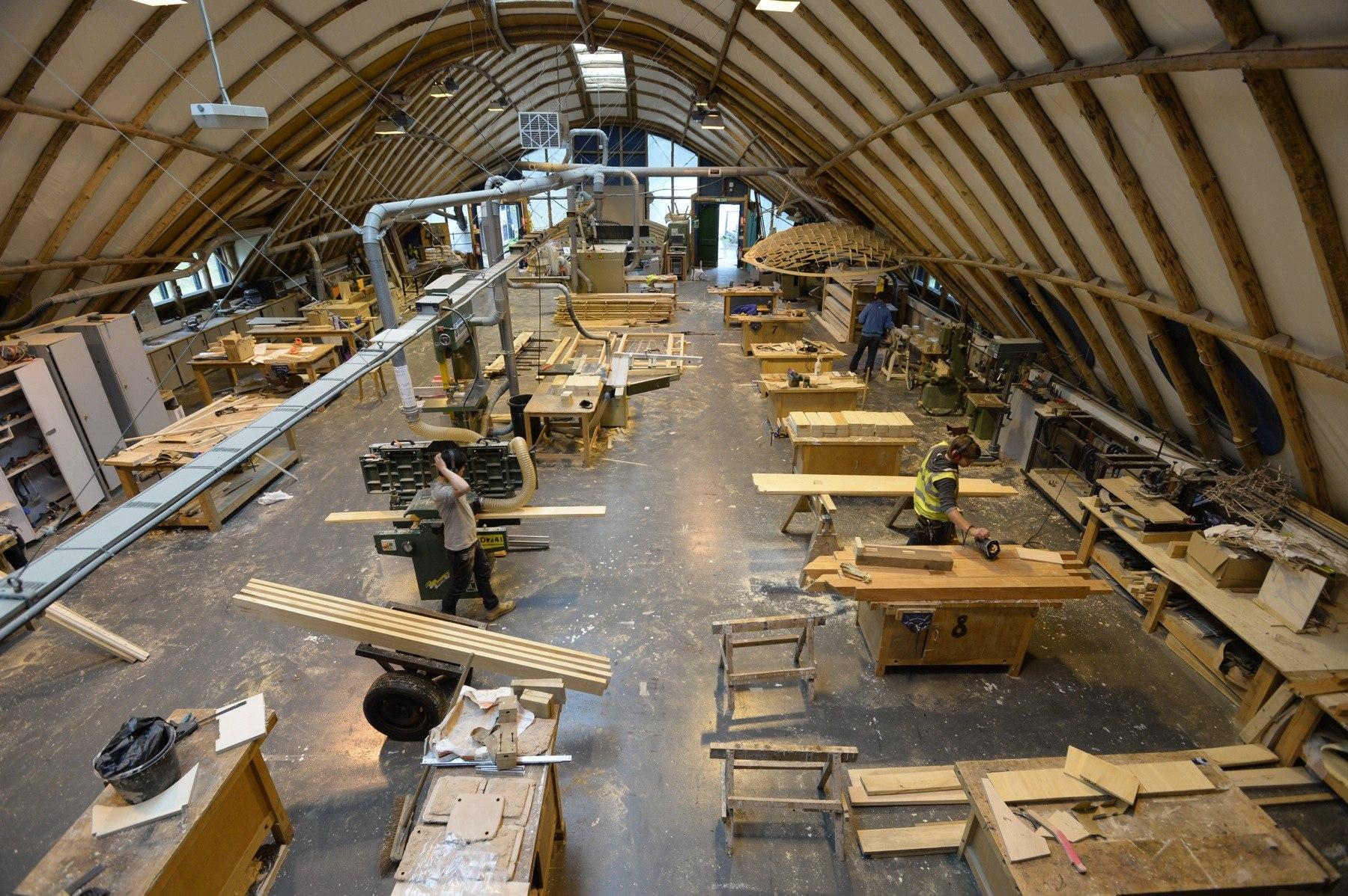 Facilities Hooke Park