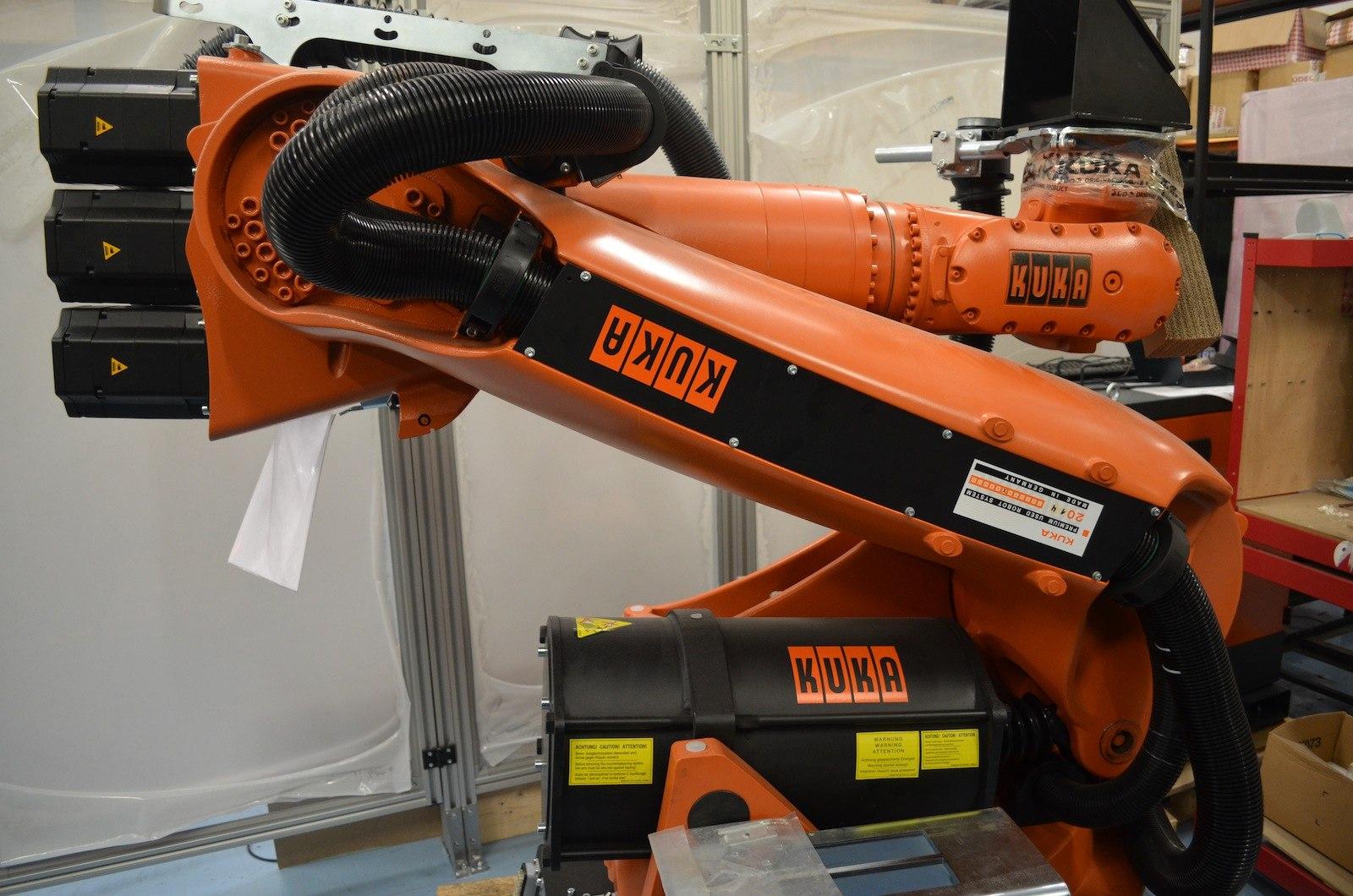 Robot in Dorset…